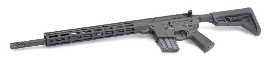 ruger ar-556 mpr 450 bushmaster ar15 model 8522 black rifle tactical gun blog firearmblog ar15 blog attackcopter 4