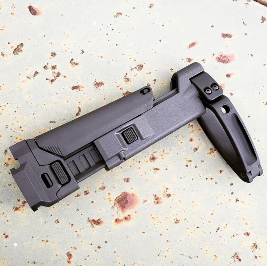 dan haga designs. tailhook adapter for acr gunblog firearmblog attackcopter; black rifle; ar15 ak47 ar47;40sw 9mm; pewpewpew 3