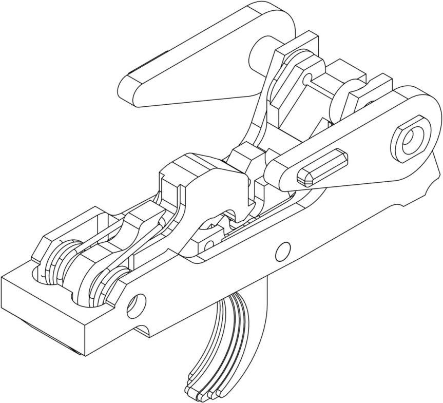 franklin armory; binary trigger; bfsiii; bfsiii ak-c1; ak47 binary trigger; full auto ak; attackcopter; gunblog; firearmblog; tactica; ak47 1.jpg