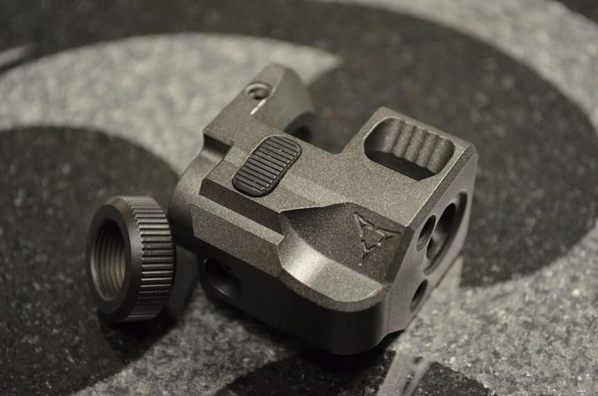 kiler innovations glock compensator 9mm muzzle brake for the glock attackcopter firearmblog gunblog firearm news ar15 tactical black rifle  2.jpg