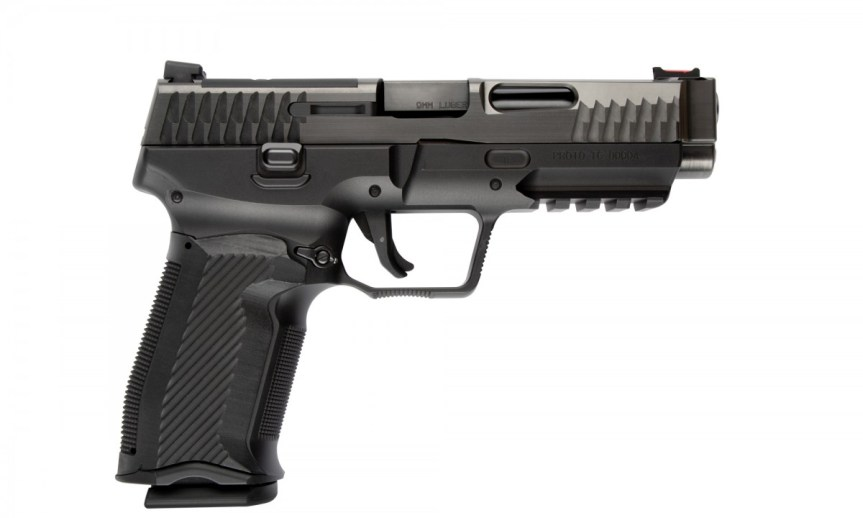 nemo arms monark pistoll; 9mm; tactical; attackcopter; gunblogs; firearm blogs; rmr cut for tactical pistol; suppressor 40sw. black rifle 10
