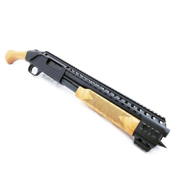 black aces tactical mossberg shockwave birds eye maple furniture dumpster defender tactical attackcopter; 40sw gun blog; firearm blog