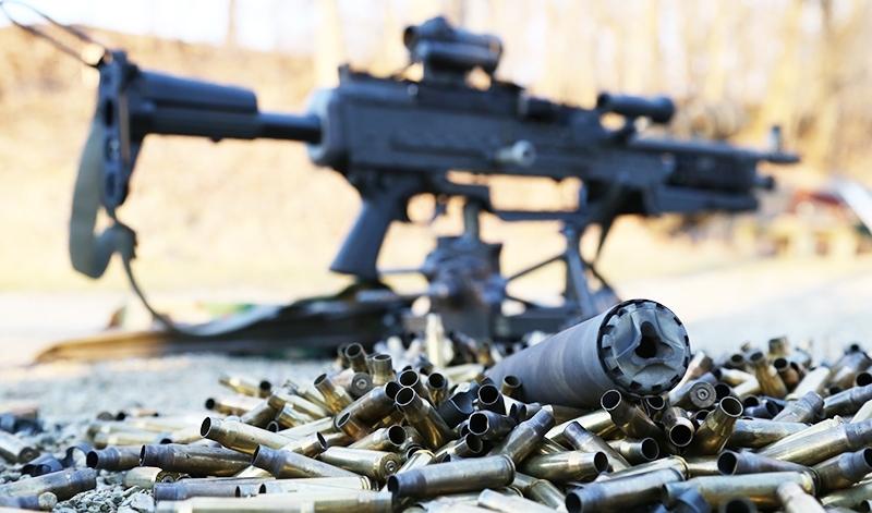 Griffin armament paladin 5 supressor paladin 5 silencer  multi caliber can tactical black rifle sniper  4.jpg