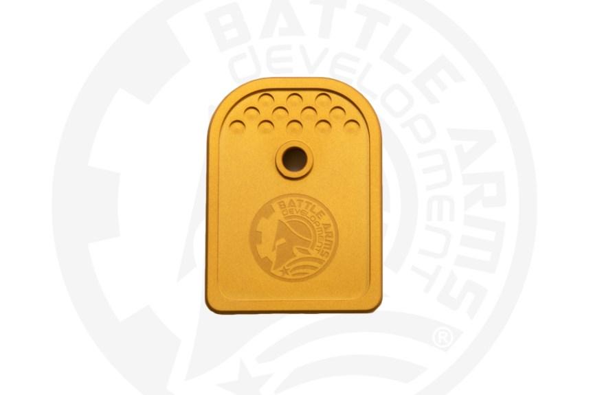 Battle Arms Developement glock magazine baseplates 2