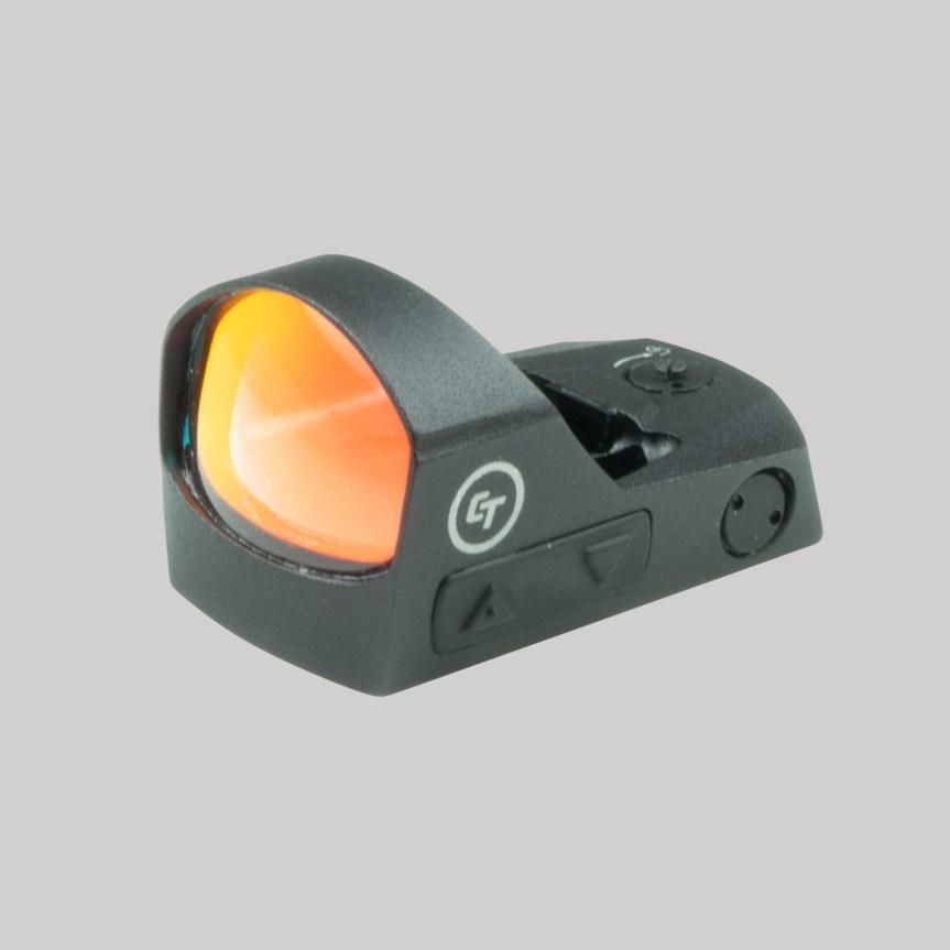 crimson trace cts-1200 pistol red dot small reflex sight 4