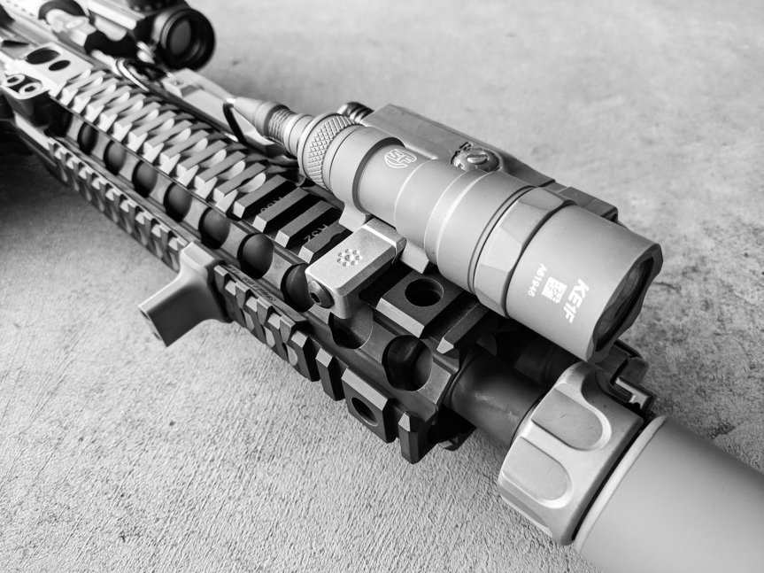 arisaka defense ssm side scout mount scout light mount tight to the rail scout lights surefire ar15 tight fit 5.jpg