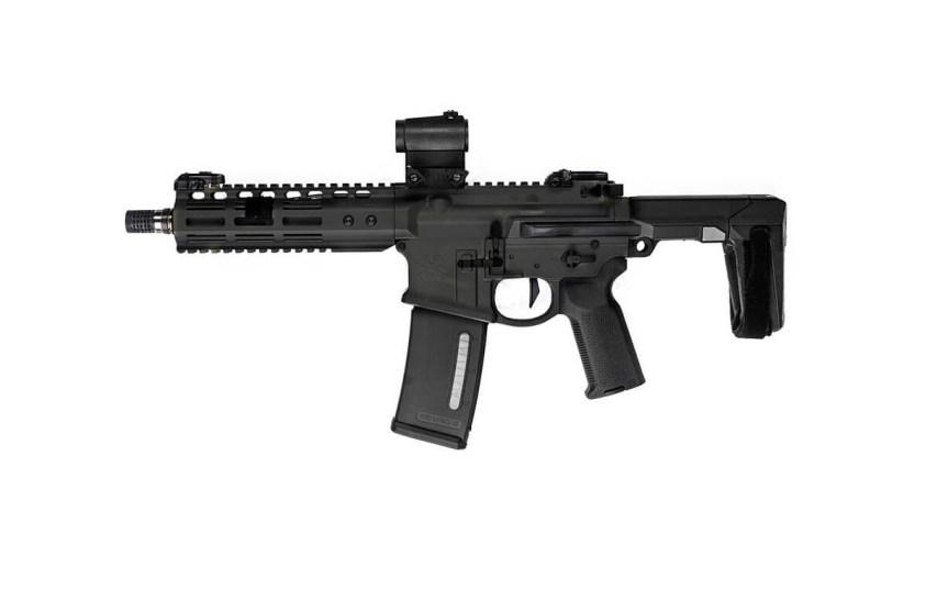 noveske rifleworks m4-pdw pistol ar15 pistol noveske barrel q honey badger stock brace q honey badger pistol. 5.jpg