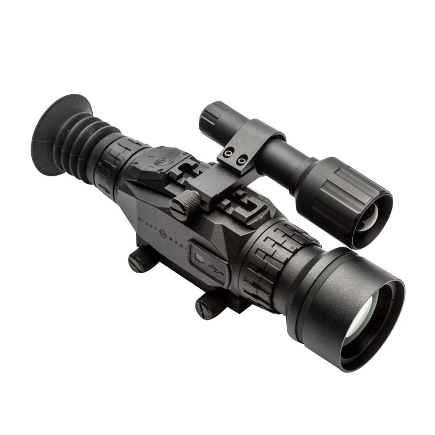 sightmark 4-32x50mm wraith digital riflescope SM18011 21