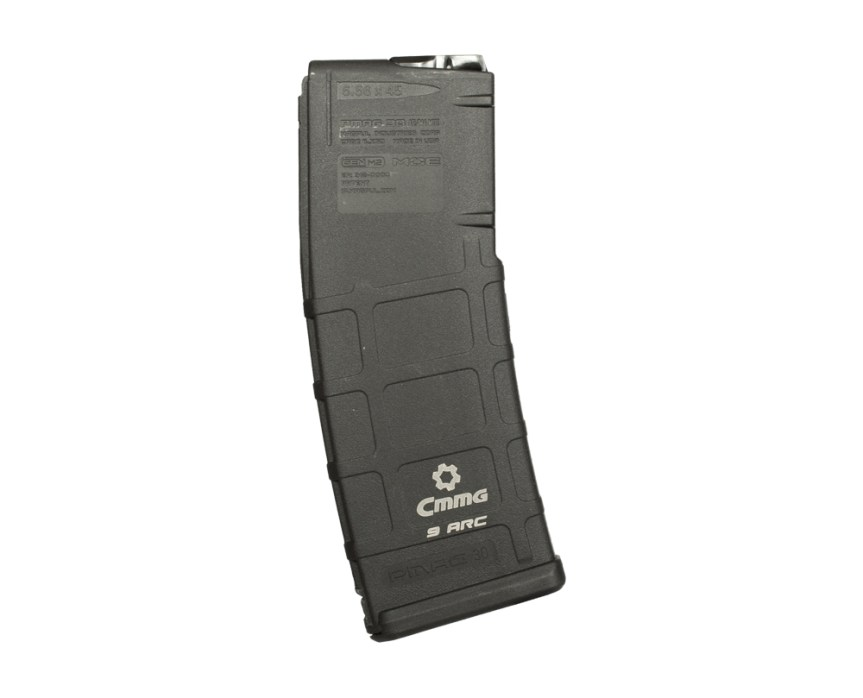 CMMG 9 arc magazines ar15 9mm conversion to shoot 9mm through your ar-15  1.jpg