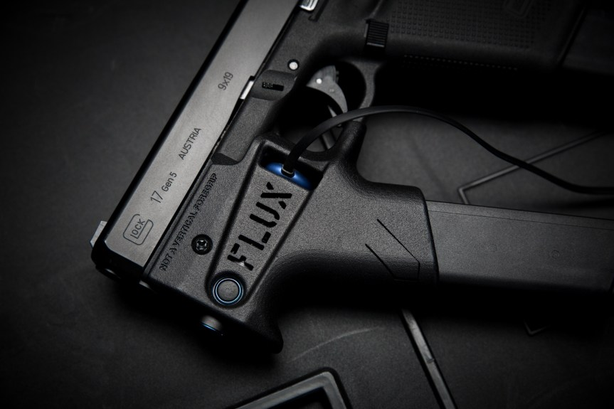flux defense flashmag flux lightmag glock forward grip no sbr magazine holder for glock pistol glock kriss vector  4.jpg