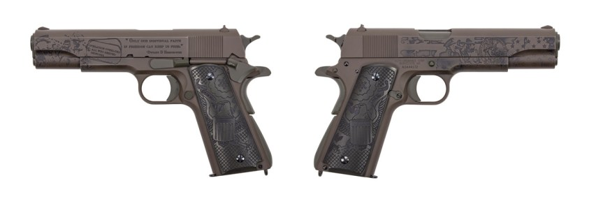 kahr firearms thompson auto ordnance 1911 thompson 45 tommy gun m1 carbine 30 carbine rifle 4