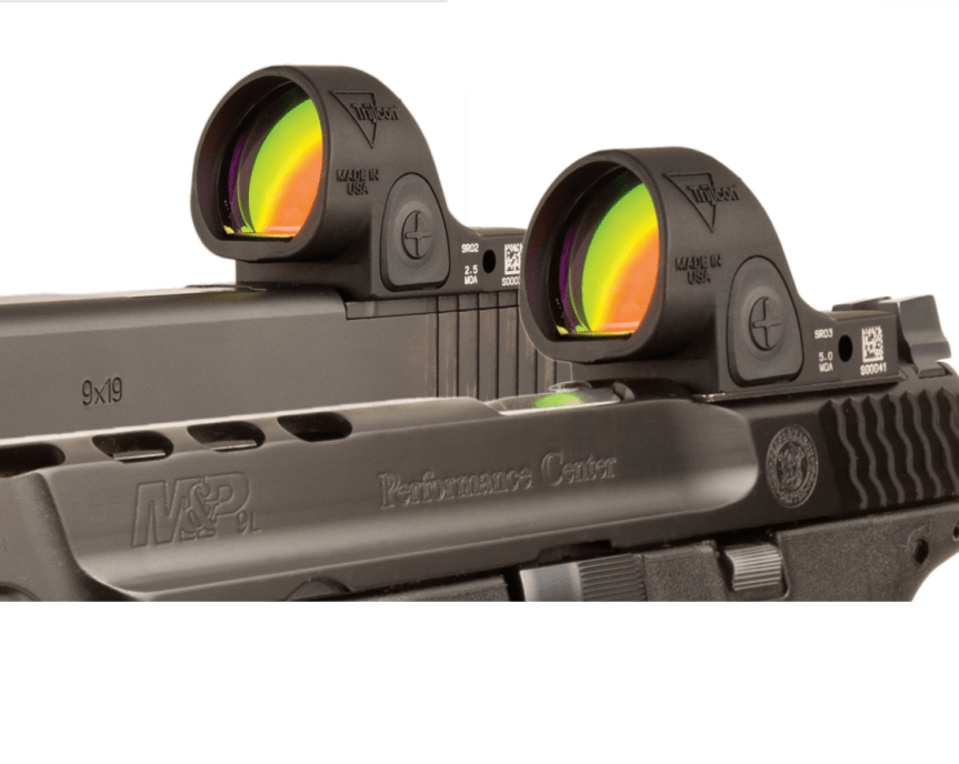 trijicon sro specialized reflex optic sro red dot best pistol slide optic red dot for your glock 19 slide cut aa.png