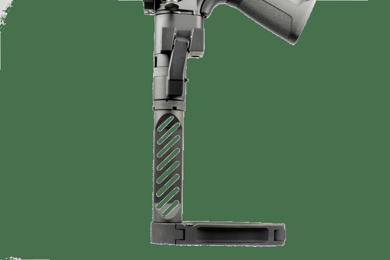 dead foot arms komodo tail hook adapter gear head works tail hook pistol brace onto buffer tube  5.png