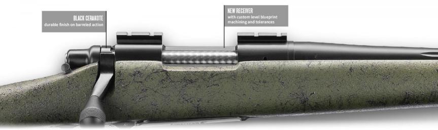 remington arms company nra model 700 nra america hunter 6.5 creedmoor sniper hunting rifle 4