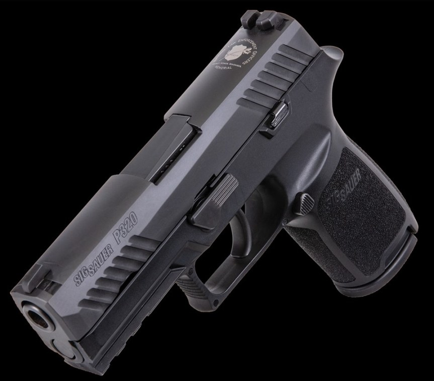 sig sauer Commemorative Pistols to Benefit National Law Enforcement Officers Memorial Fund 3.jpg