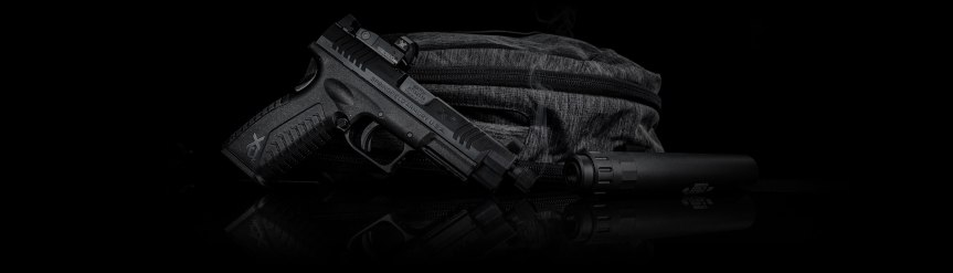 springfield armory xd-m osp 10mm optic rmr cut 10mm XDMT94510BHCOSP 3