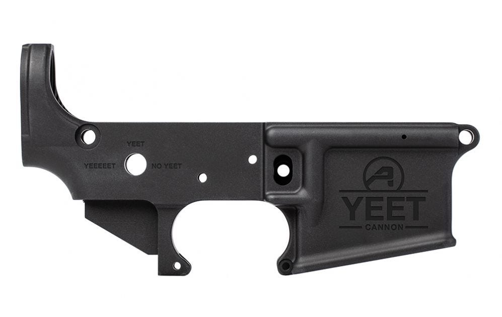 Yeet Cannon Saga Continues With New Lowers From Aero Precision Attackcopter One name stood out in particular, yeet cannon. yeet cannon saga continues with new