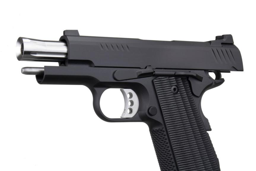 ed brown products evo-kc9-lw light weight 1911 chambered in 9mm 4