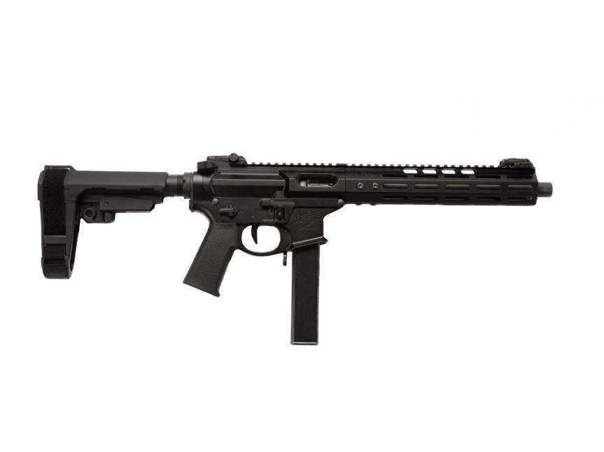 noveske rifleworks noveske9 ar-9 chambered in 9mm billet up 9 upper reciever 2