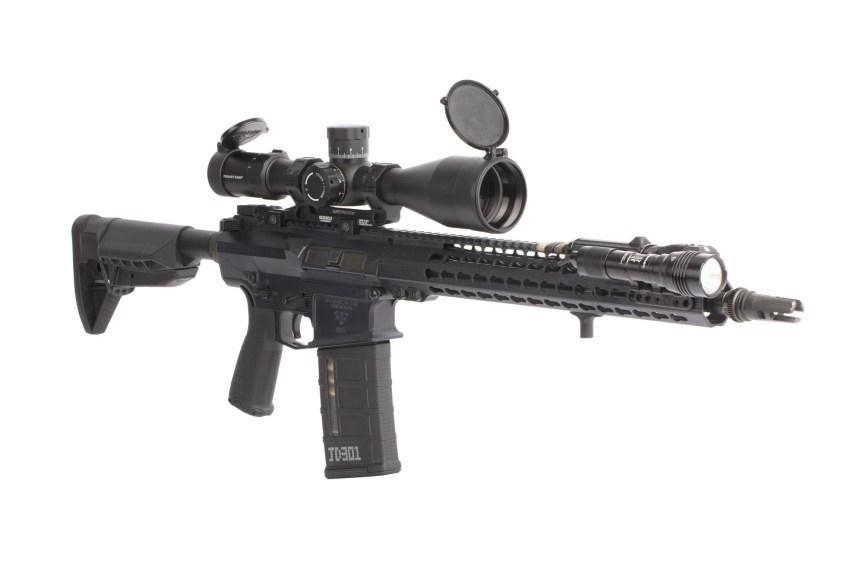 primary arms latinum Series 6-30x56mm FFP Rifle Scope - Illuminated Athena BPR MIL first focal plane sniper scope b