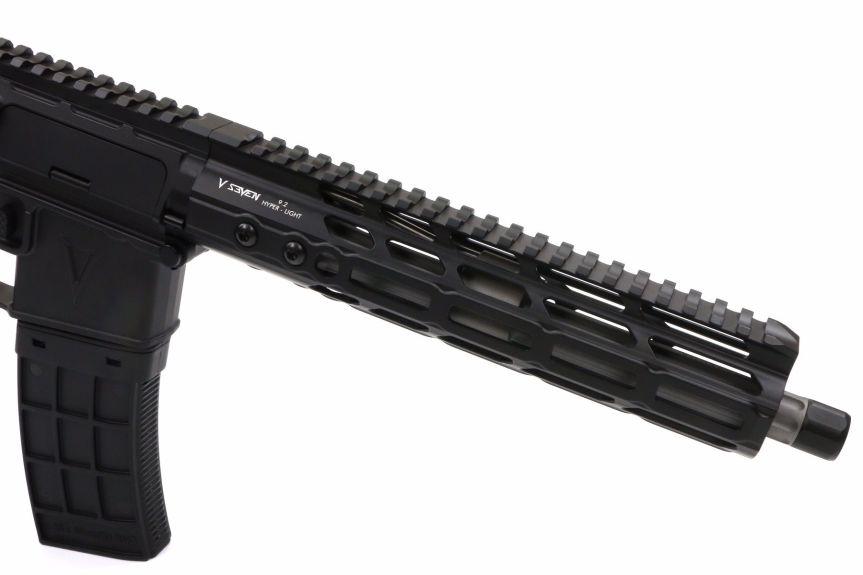 v seven weapon systems 10.25 lr enlightended 300 blackout pistol ar15 chambered in 300 blackout for hunting  6.jpeg