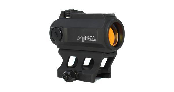 atibal optics slr-1 red dot optic 100000 hours 3