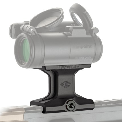 reptilia corp 1.93 dot mount aimpoint at 1.93 inches hi ar15 red dot mount