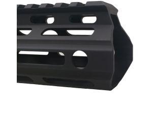 core rifle systems 15 inch handguard tuck under ar15 muzzle brake ar-15 handguard black rifle 3