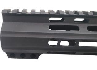 core rifle systems 15 inch handguard tuck under ar15 muzzle brake ar-15 handguard black rifle 4