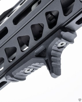 strike industries link anchor handstop for the ar1 mlok handstop for keymod rail