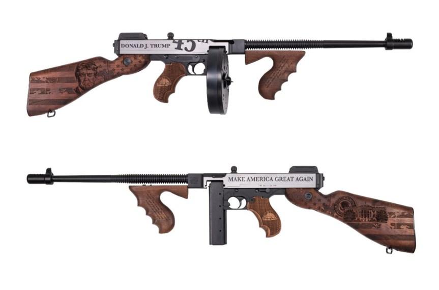 thompson Auto-ordnance kahr firearms group trump tommy gun make america great again gun  3.jpg