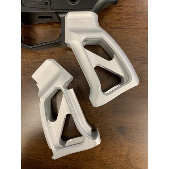 fortis manufacturing torque pg torque pistol grip ar15 billet aluminum grip pistol grip for ar15 back panels carbon fiber