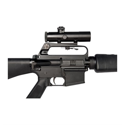 brownells 4x carry handle rifle scope m16 colt rifle scope replica 7