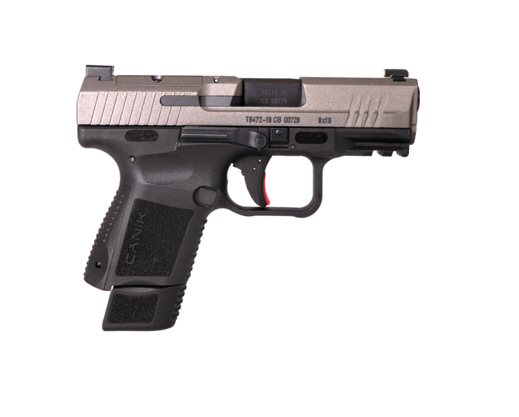canik TP9 Elite sc pistol 9mm conceal carry sub compact double stack 9mm canik usa 3