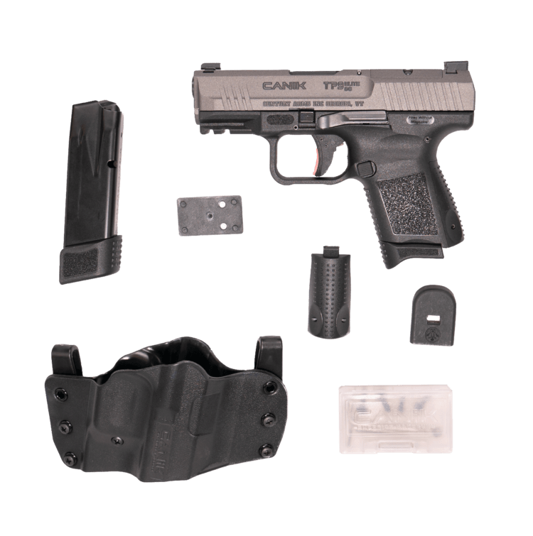 canik TP9 Elite sc pistol 9mm conceal carry sub compact double stack 9mm canik usa 4