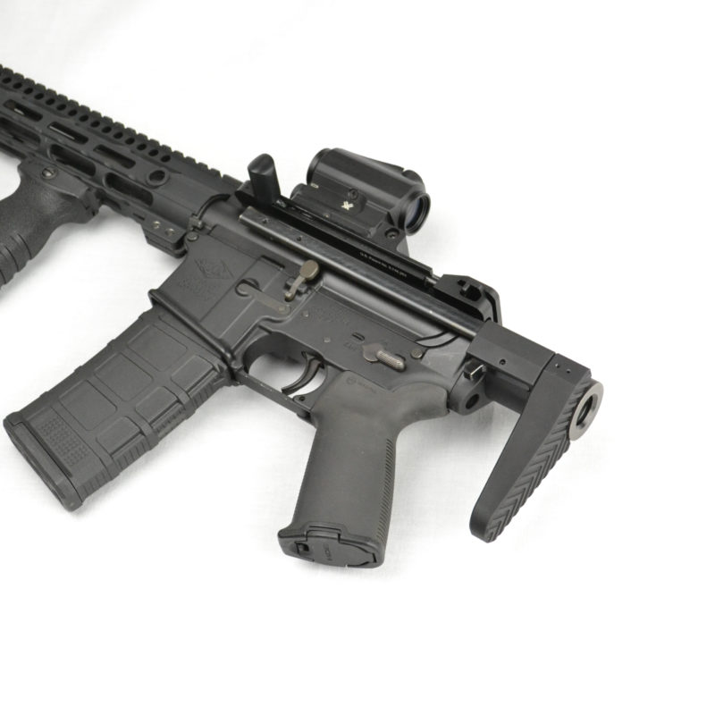 dead foot arms scw 2.5 scw 4 pdw stocks shortest ar15 stock 4