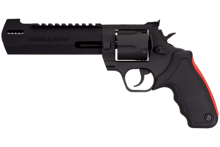 taurus usa raging hunter revolver 454 casull hunting revolver 4
