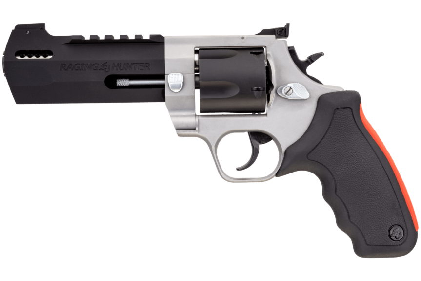 taurus usa raging hunter revolver 454 casull hunting revolver 5