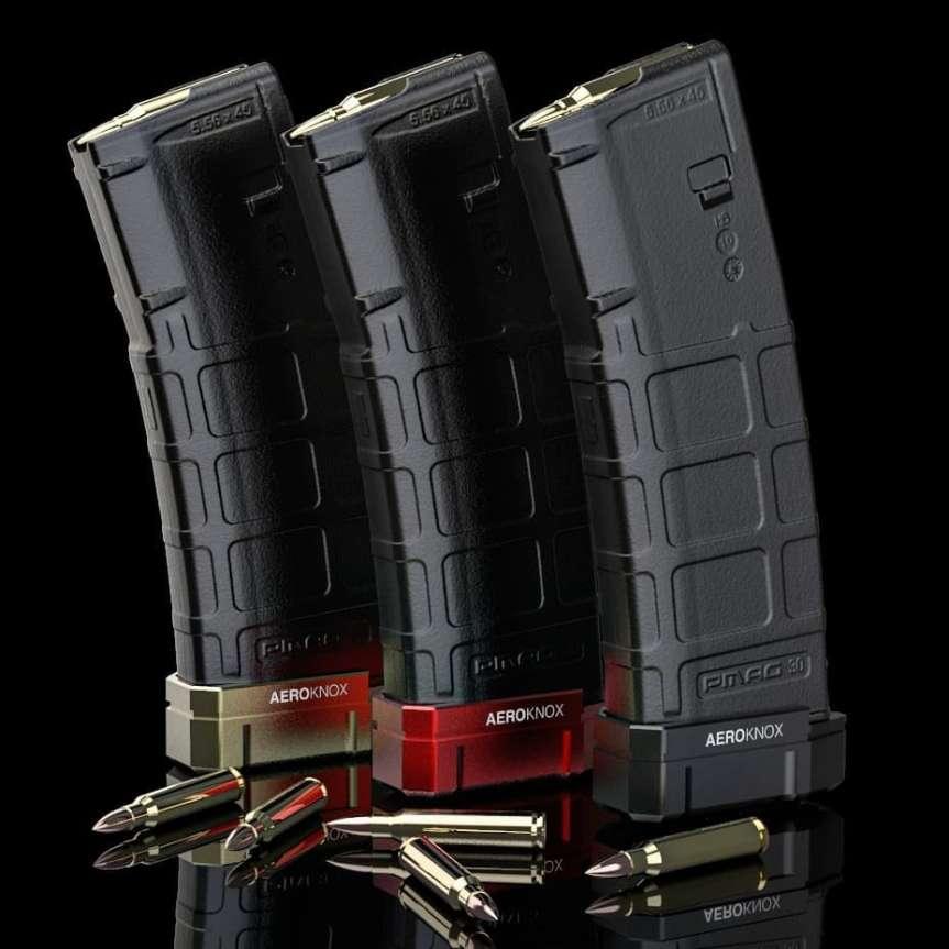 aeroknox plus 5 mag extensions pmag mag extensions billet aluminum 556 magpul  1.jpg