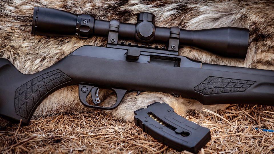 ROSSI DEBUTS NEW RS22 22WMR SEMI AUTOMATIC RIFLE