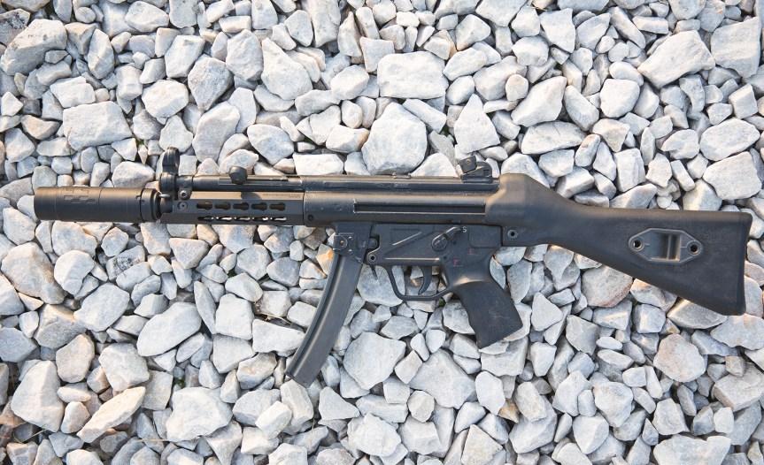 silencerCo Omega 36M suppressor a
