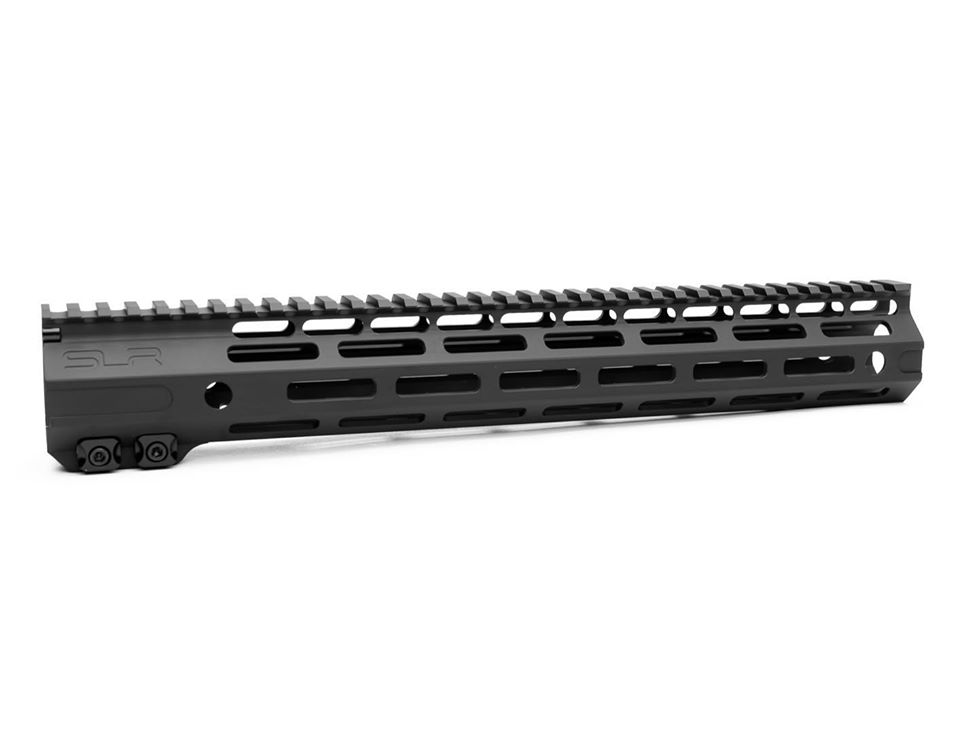 SLR RIFLEWORKS SHOWS OFF NEW 12.9″ LITE MLOK HANDGUARDS FOR THE 13.7″ BARREL
