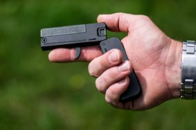 trailblazer firearms lifecard 22lr pistol