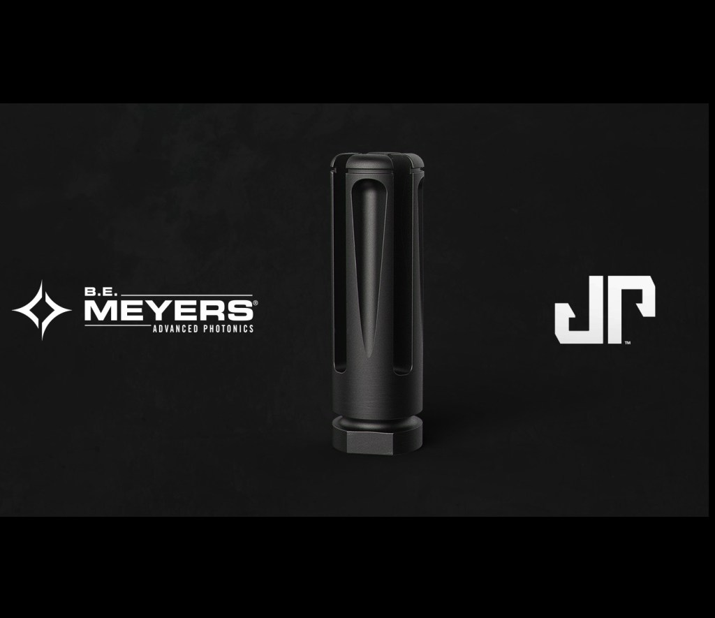 B.E. MEYERS & CO SELLS FLASH HIDER PATENTS TO JP ENTERPRISES