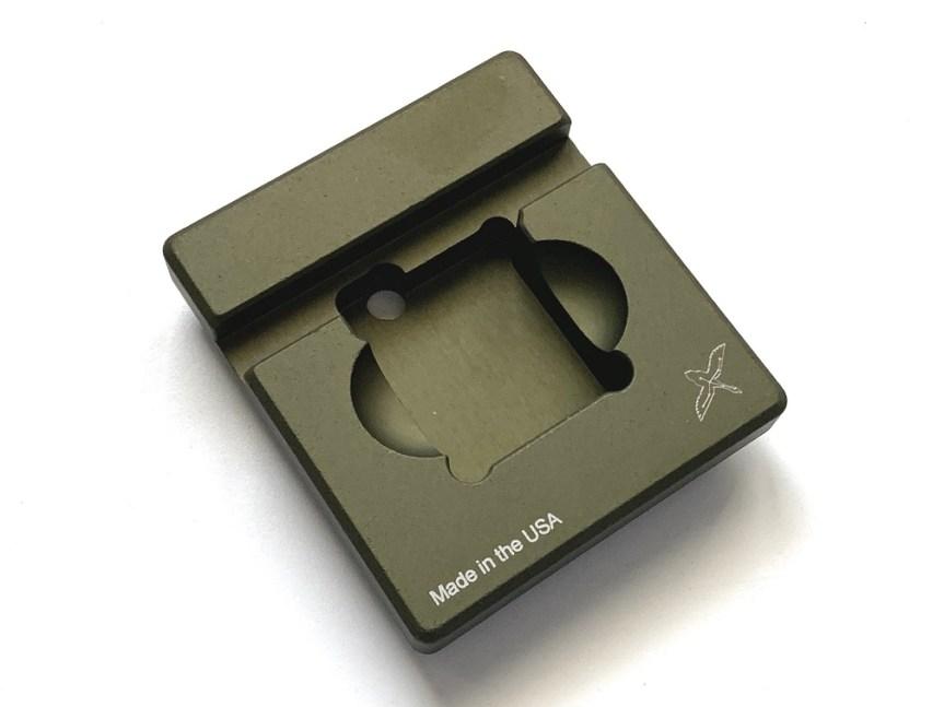 forward control designs gpt gas pin tool ar15 gasblock jig 4