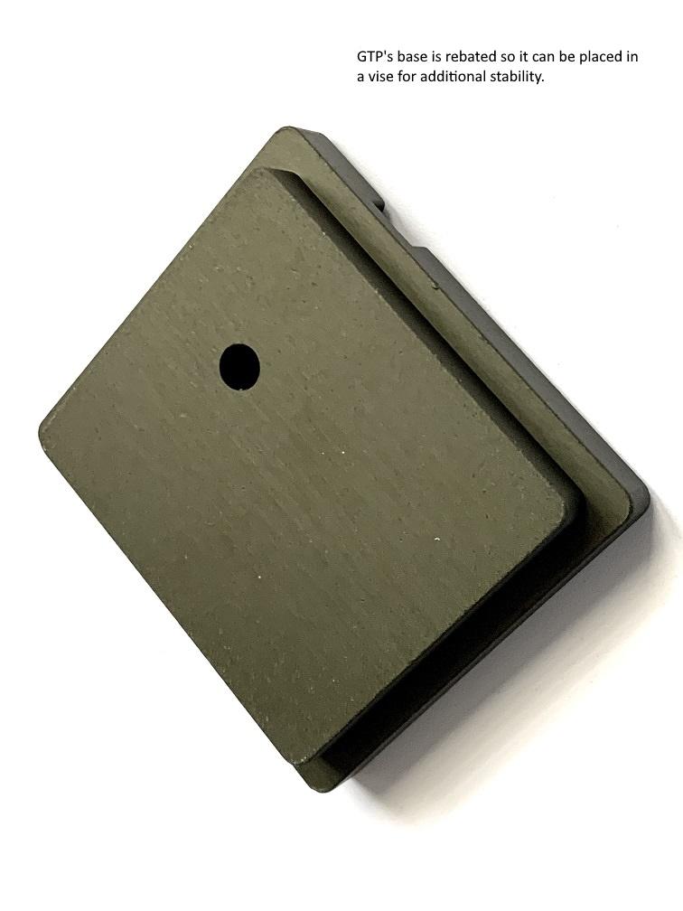forward control designs gpt gas pin tool ar15 gasblock jig 5