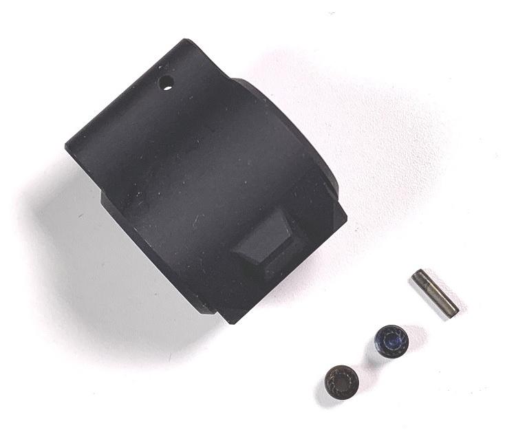 forward controls designs gbf gas block ar15 .750 gas block 4