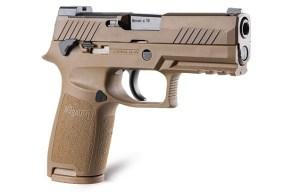 sig sauer m18 P320-m18 9mm military pistol