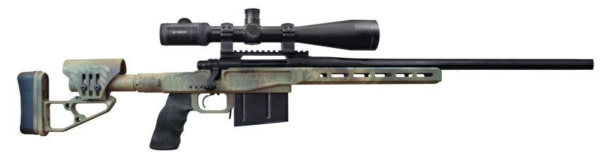 xlr industries element 3.0 precision rifle chassis magnesium bolt action rifle  1.jpg