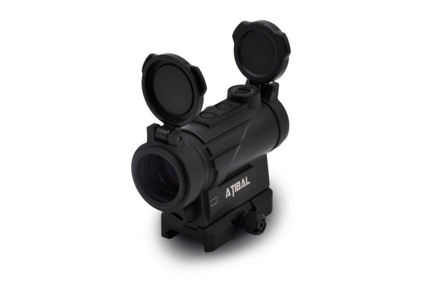 atibal optics mcrd iii red dot ar15 sight 3
